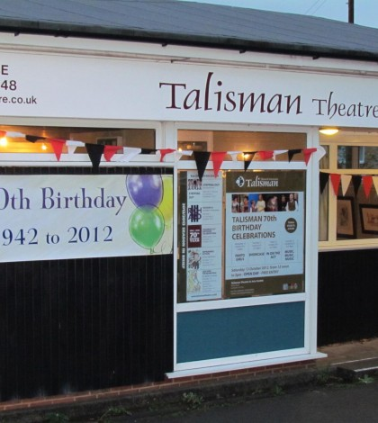 Interview with Vicky Whitehill – Director of Improbable Fiction. Talisman Theatre