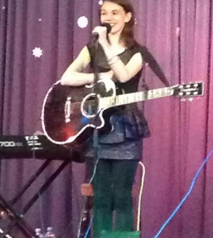 Lilly Shickle -supporting act