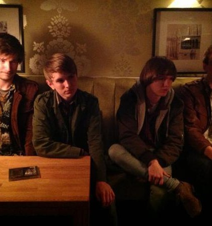 The Anteloids – Rugby Based Band