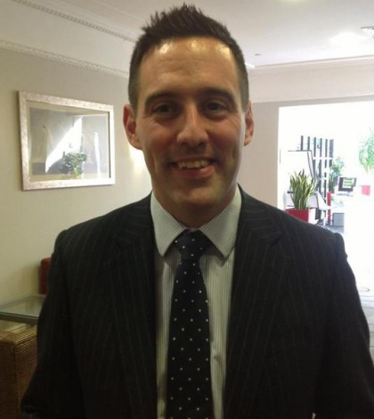 Richard Hales – Chairman of Chamber of Trade Kenilworth