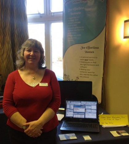 Chamber of Trade Member – Sue Powell