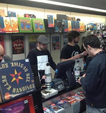 National Record Store Day -Head Records Leamington today
