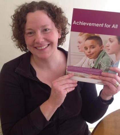 Interview with Catherine Nyman – Regional Lead West Midlands South for achievement for All