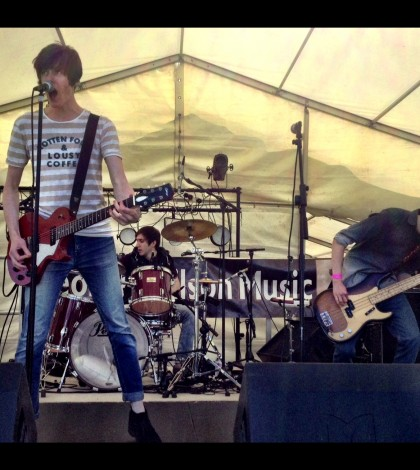 Sugar momma – live at the Welfest Festival 2013