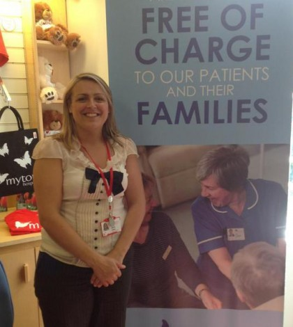 Interview with Sarah Dolby – Myton Hospice Warwick