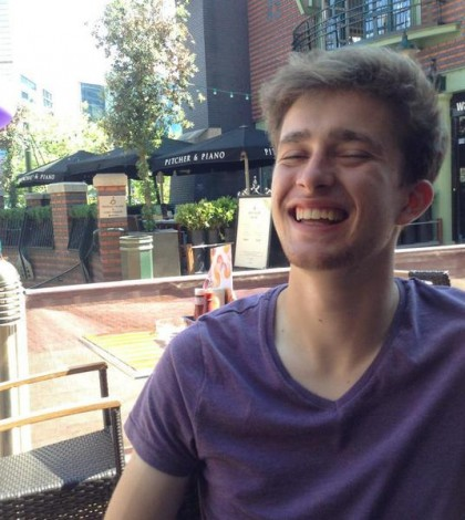 Interview – Max Baker Shares His Parting Words