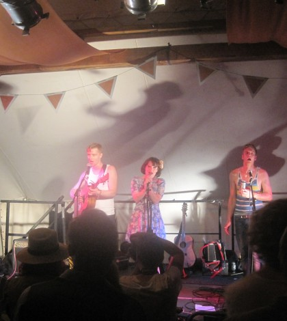 Wilderness Festival – Interview with Skinny Lister