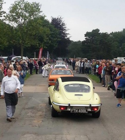 Radio Warwickshire Feature – Coventry Festival of Motoring