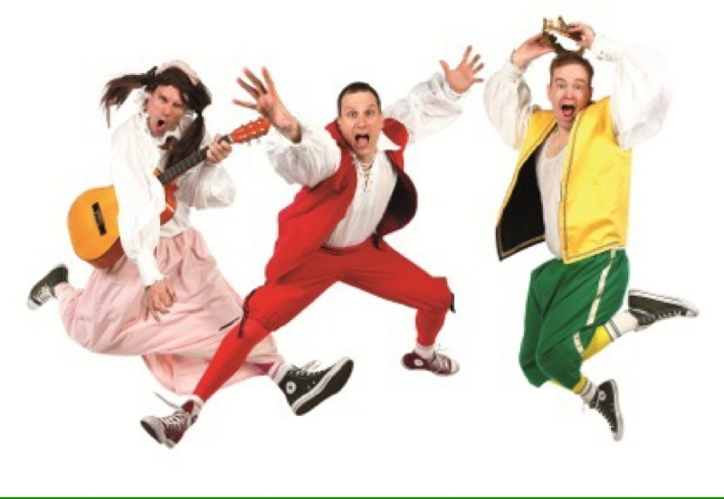 Radio Warwickshire speak to the Reduced Shakespeare Company ahead of their Leamington Comedy Festival performance on the 15th October