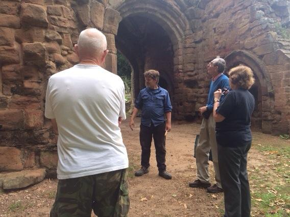 Feature about The Gatehouse Abbey Fields Kenilworth. Restoration & Archaeology
