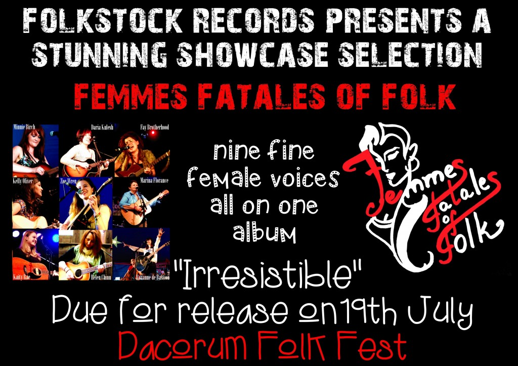 Femme Fatales of Folk – Folkstock Records