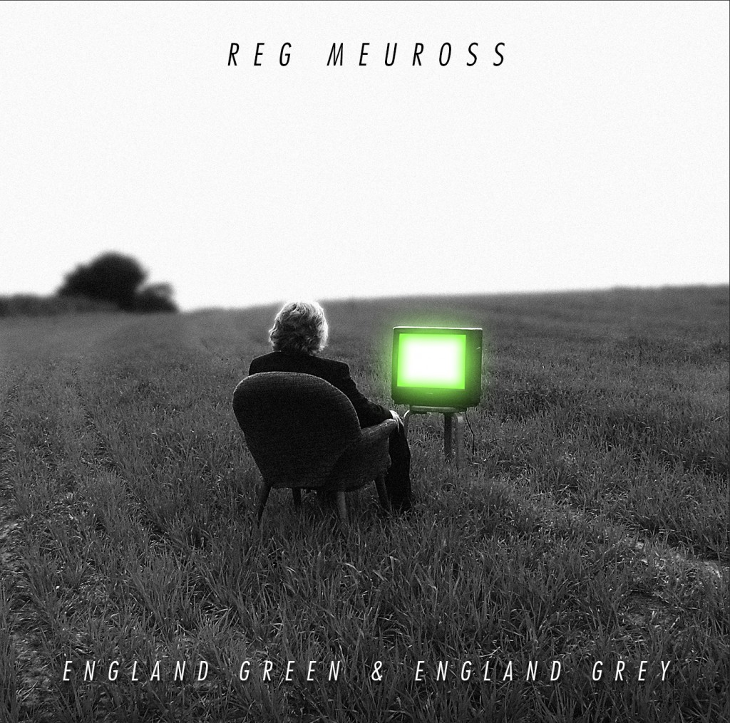 Reg Meuross 3 album cover