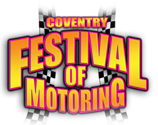 Listen to the feature about this weekends Coventry Festival of Motoring at Stoneleigh Park