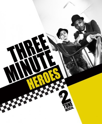 Three Minute Heroes Comes Backs to the Belgrade Theater Coventry