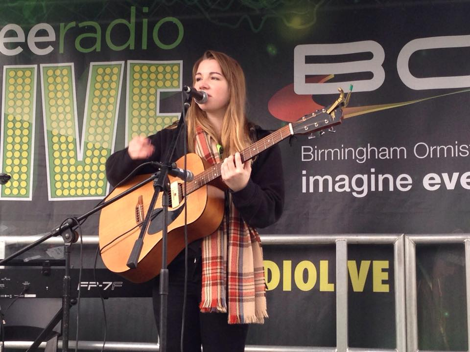 Meet Erin Tiger Lilley – a teenage singer/song writer
