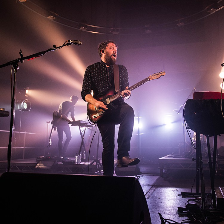 Frightened Rabbit announce December UK Dates