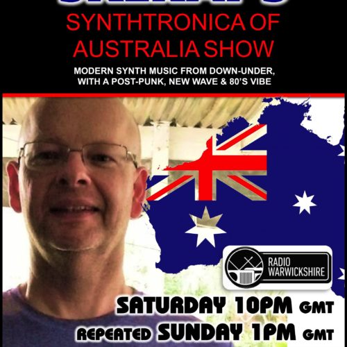 SKERAT'S 'SYNTHTRONICA OF AUSTRALIA' SHOW