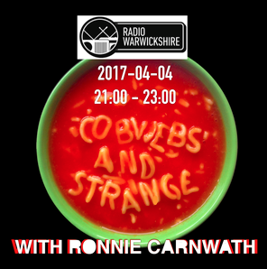 COBWEBS & STRANGE #3 WITH RONNIE CARNWATH