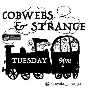 COBWEBS AND STRANGE #9 WITH RONNIE CARNWATH