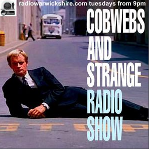 COBWEBS AND STRANGE #19 WITH RONNIE CARNWATH