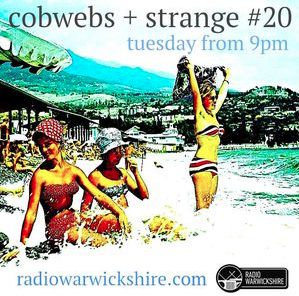 COBWEBS AND STRANGE #20 WITH RONNIE CARNWATH