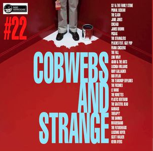 COBWEBS AND STRANGE #22 WITH RONNIE CARNWATH