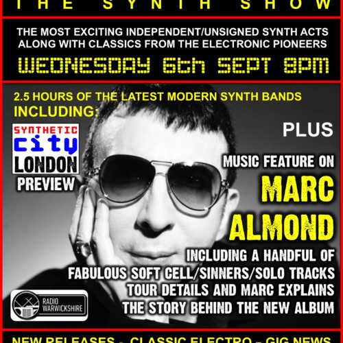 RW102 – THE JOHNNY NORMAL SYNTH RADIO SHOW