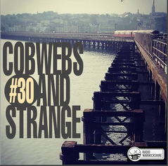COBWEBS AND STRANGE #30 WITH RONNIE CARNWATH